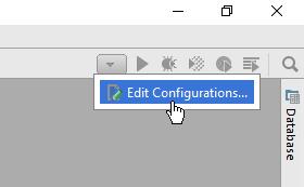 rd3-01 Run Configuration